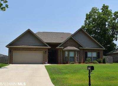 Summerdale Single Family Home For Sale: 21387 Faceville Lane