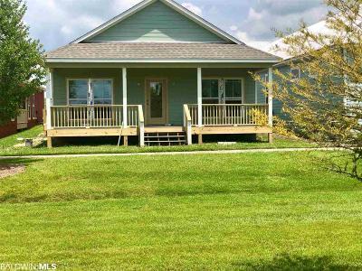 Foley Single Family Home For Sale: 1038 Snapdragon Lane
