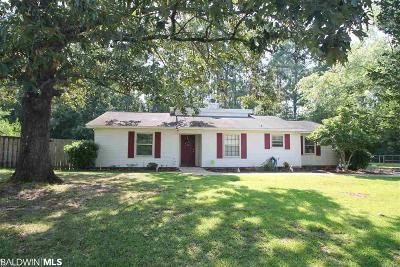 Daphne Single Family Home For Sale: 430 Ridgewood Drive