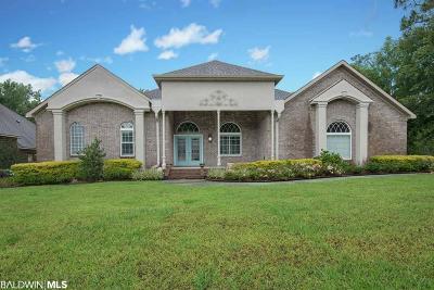 Fairhope Single Family Home For Sale: 19241 Quail Creek Drive