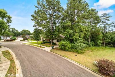 daphne Residential Lots & Land For Sale: Claiborne Circle