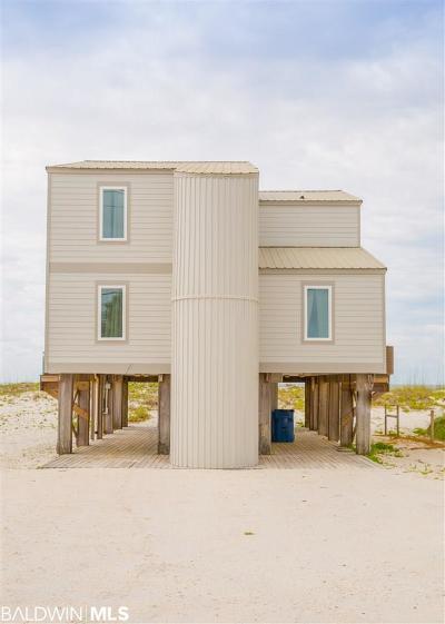 Gulf Shores AL Single Family Home For Sale: $1,195,000