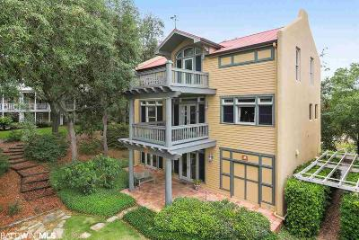 Orange Beach Single Family Home For Sale: 4688 Walker Ln #C1
