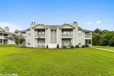 Gulf Shores Condo/Townhouse For Sale: 6194 St Hwy 59 #A7