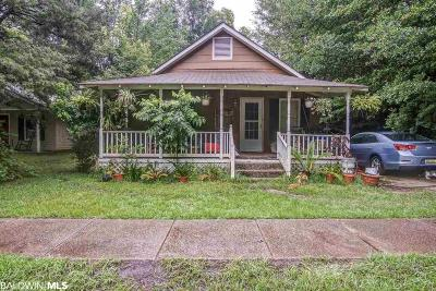 Foley Single Family Home For Sale: 514 W Marigold Av