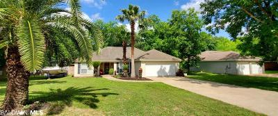 Silverhill Single Family Home For Sale: 22065 Pecan Loop