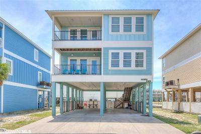 Gulf Shores Single Family Home For Sale: 1956 W Beach Blvd #3