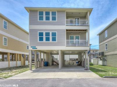 Gulf Shores Single Family Home For Sale: 1956 W Beach Blvd #5