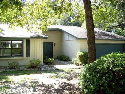 daphne Rental For Rent: 165 Brentwood Drive