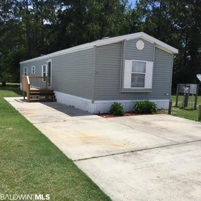 Gulf Shores Single Family Home For Sale: 16707 Highway 180