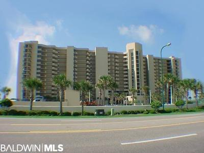 Orange Beach Condo/Townhouse For Sale: 26800 Perdido Beach Blvd #807