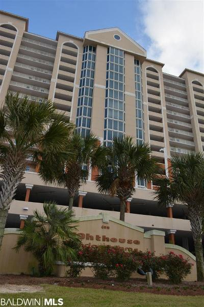 Gulf Shores Condo/Townhouse For Sale: 455 E Beach Blvd #717