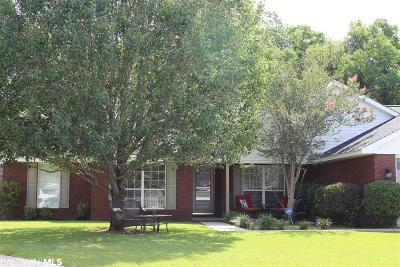 Mobile County Single Family Home For Sale: 2037 Milton Court