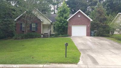 daphne Rental For Rent: 307 Ridgewood Drive