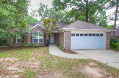 Daphne Single Family Home For Sale: 7869 Landing Eagle Drive