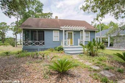 Foley Single Family Home For Sale: 14220 River Oaks Drive