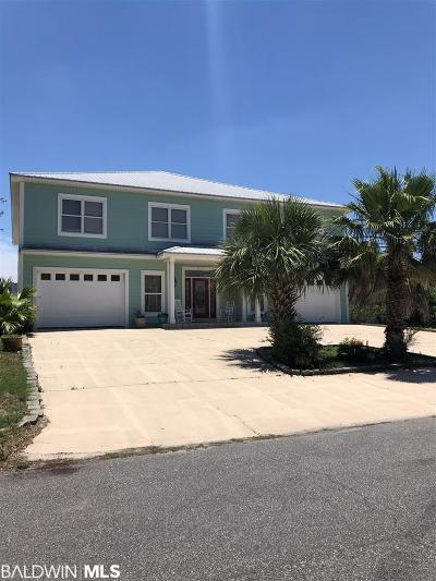 Orange Beach Single Family Home For Sale: 26733 Martinique Dr