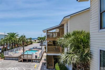 Gulf Shores Condo/Townhouse For Sale: 1500 W Beach Blvd #512