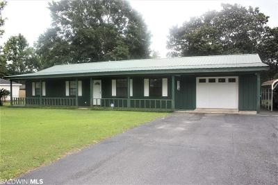 Mobile County Single Family Home For Sale: 7081 Country Oaks Court