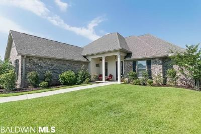 Baldwin County Single Family Home For Sale: 33831 Milo Terrace