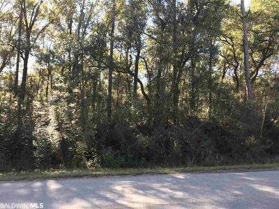 Foley Residential Lots & Land For Sale: 22150 Doc McDuffie Rd