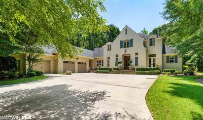 Fairhope Single Family Home For Sale: 204 Shady Lane