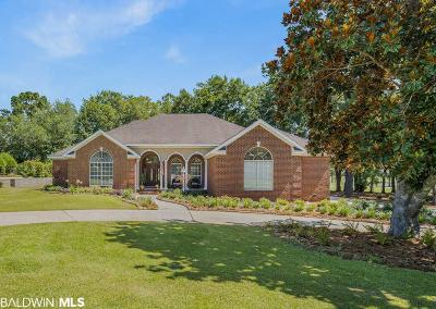 Fairhope Single Family Home For Sale: 209 S Tee Drive
