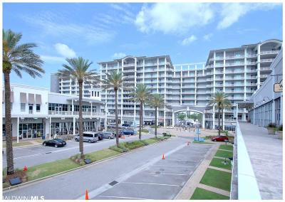 Baldwin County Condo/Townhouse For Sale: 4851 Wharf Pkwy #705