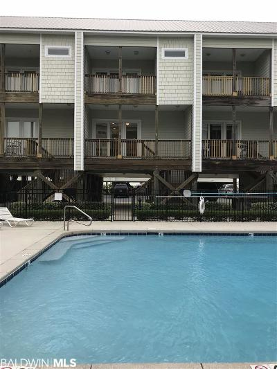 Mobile County Condo/Townhouse For Sale: 630 Delchamps Ave #7C