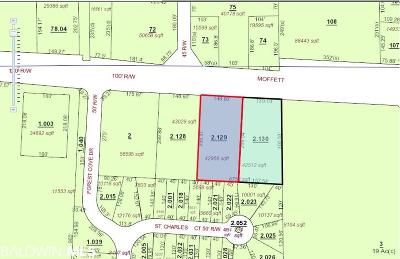 Residential Lots & Land For Sale: Moffett Rd