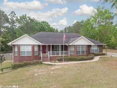 Baldwin County Single Family Home For Sale: 33012 Juniper Rd