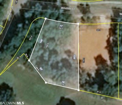 Gulf Shores Residential Lots & Land For Sale: 11 Wildlife Ct
