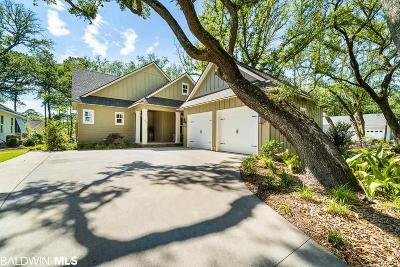 Fairhope Single Family Home For Sale: 505 Artesian Spring Dr