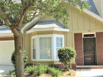 Gulf Shores Condo/Townhouse For Sale: 430 W State Highway 180 #902