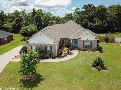 Fairhope Single Family Home For Sale: 9910 Merritt Court