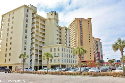 Gulf Shores Condo/Townhouse For Sale: 409 E Beach Blvd #1081