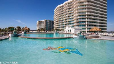 Gulf Shores, Orange Beach Condo/Townhouse For Sale: 28103 Perdido Beach Blvd #B1011