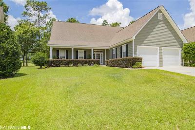 Daphne, Fairhope, Spanish Fort Single Family Home For Sale: 30885 Pine Court