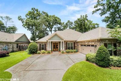 Fairhope Single Family Home For Sale: 515 Bartlett Avenue