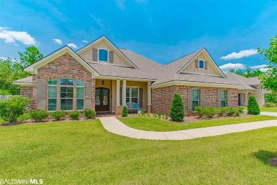 Daphne, Fairhope, Spanish Fort Single Family Home For Sale: 31895 Bobwhite Road