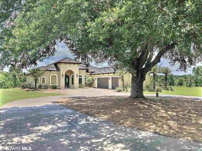 Foley Single Family Home For Sale: 23272 Balsam Creek Drive