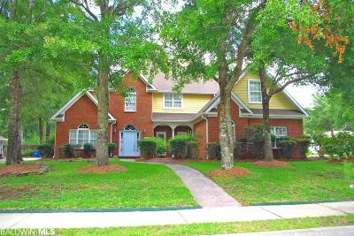 Gulf Shores Single Family Home For Sale: 6220 Madison Drive