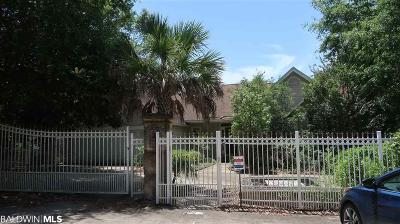 Fairhope Single Family Home For Sale: 22341 Main Street