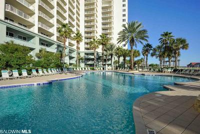 Gulf Shores Condo/Townhouse For Sale: 375 Beach Club Trail #A503