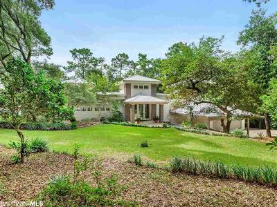 Baldwin County Single Family Home For Sale: 14951 Bluff Road