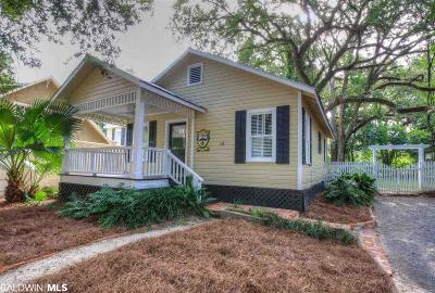 Fairhope Single Family Home For Sale: 58 Boise Lane