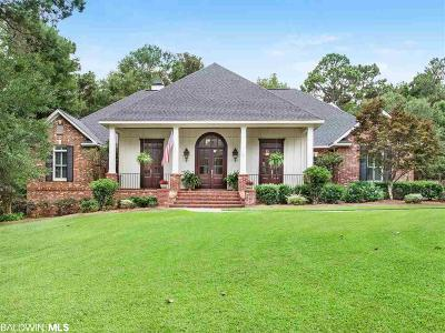 Fairhope Single Family Home For Sale: 139 Willow Lake Drive