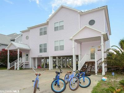 Gulf Shores Condo/Townhouse For Sale: 1472b Sandy Lane