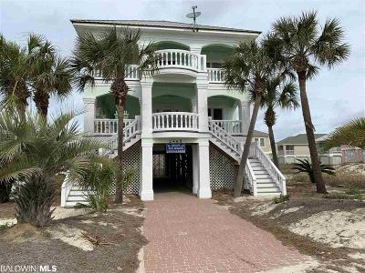 Gulf Shores Single Family Home For Sale: 2465 Ponce De Leon Court