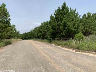Spanish Fort Residential Lots & Land For Sale: North Service Road